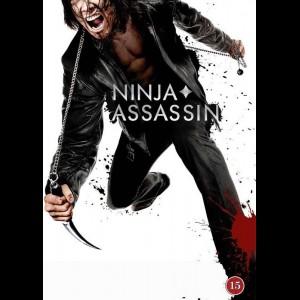 u13650 Ninja Assassin (UDEN COVER)