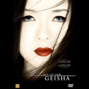 u12319 Mit Liv Som Geisha (UDEN COVER)