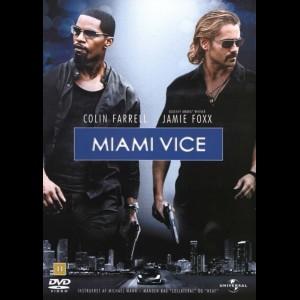 u2289 Miami Vice (2006) (UDEN COVER)
