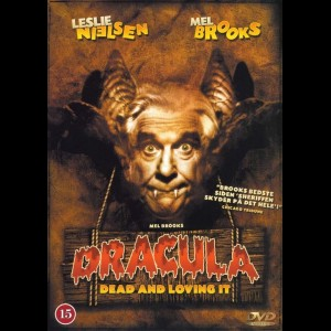 u15767 Dracula: Dead And Loving It (UDEN COVER)