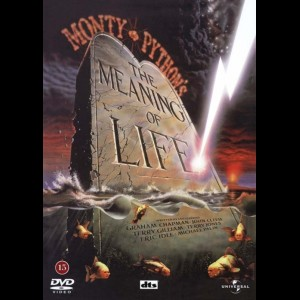 u17235 Monty Pythons: The Meaning Of Life (UDEN COVER)