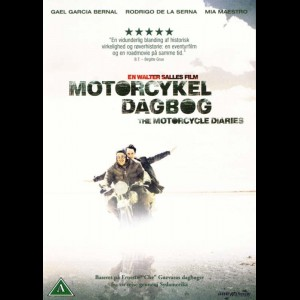 u15230 The Motorcycle Diaries (UDEN COVER)