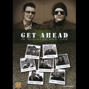 u10745 Get Ahead: In Business And Life (UDEN COVER)