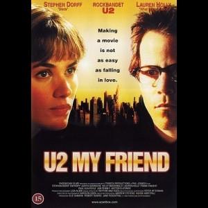 u2366 U2 My Friend (UDEN COVER)