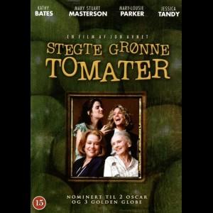 Stegte Grønne Tomater (Fried Green Tomatoes)