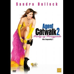 u6723 Agent Catwalk 2 (UDEN COVER)