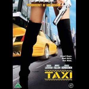 u15198 Taxi (2004) (Queen Latifah) (UDEN COVER)