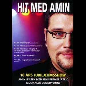 u16043 Hit Med Amin (UDEN COVER)
