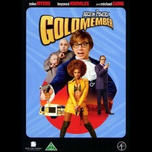 u14108 Austin Powers: Goldmember (UDEN COVER)