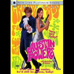 u16719 Austin Powers (UDEN COVER)