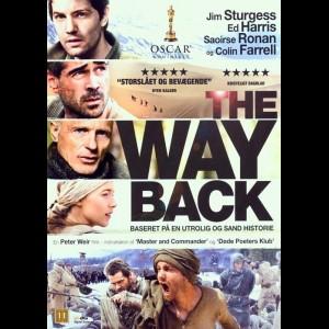 u15362 The Way Back (UDEN COVER)