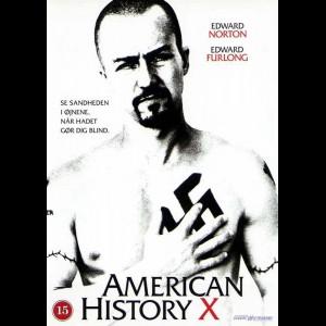 u13023 American History X (UDEN COVER)