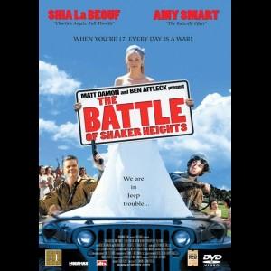 u2496 The Battle of Shaker Heights (UDEN COVER)