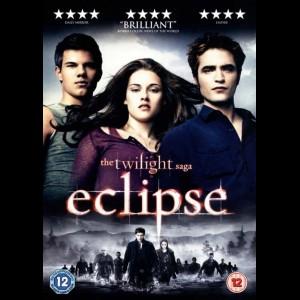 u9255 The Twilight Saga: Eclipse (UDEN COVER)