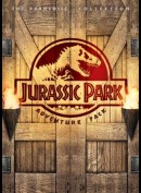 Jurassic Park: Trilogy Pack  -  3 disc