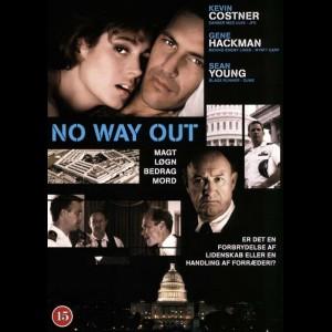 No Way Out (Ingen Vej Tilbage) (Kevin Costner)