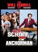 Will Ferrell Set: Old School + Anchorman