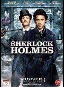 Sherlock Holmes (2009) (Robert Downey Jr)