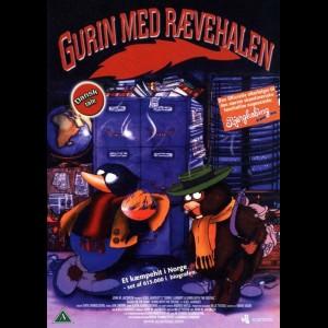 u7629 Gurin Med Rævehalen (UDEN COVER)