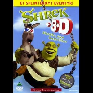 Shrek + 3D