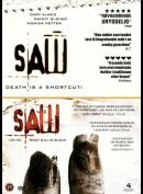 Saw 1 + Saw 2  -  2 Disc