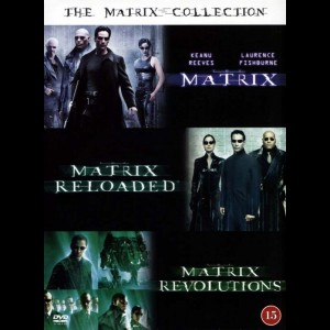 The Matrix Collection  -  3 disc
