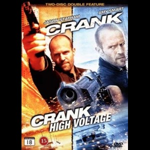 Crank + Crank 2: High Voltage  -  2 disc