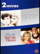 Ghost + Just Like Heaven  -  2 disc