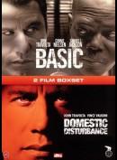 Basic + Domestic Disturbance - 2 disc