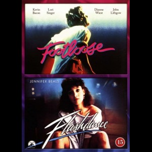 Footloose + Flashdance  -  2 disc
