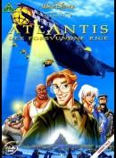 Atlantis: Det Forsvundne Rige - Disney Klassiker - Guldnummer 40