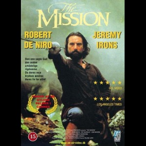 The Mission (1986) (Robert De Niro)
