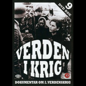 Verden I Krig  -  9 disc
