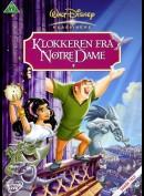 Klokkeren Fra Notre Dame - Disney Klassiker - Guldnummer 34