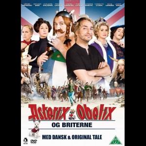 Asterix & Obelix Og Briterne (2012)