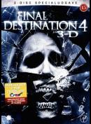 The Final Destination 4 (3-D) - 2 disc
