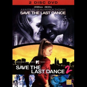 Save The Last Dance + Save The Last Dance 2  -  2 disc