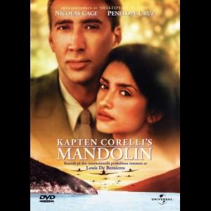 Kaptajn Corellis Mandolin (Captain Corellis Mandolin)