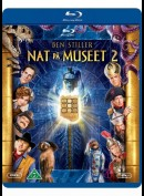 Nat På Museet 2 (Night at the Museum: Battle of the Smithsonian)