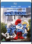 Smølferne [Blu-ray+DVD]