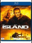The Island + Blood Diamond  -  2 disc