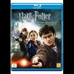 Harry Potter Og Dødsregalierne: Del 2