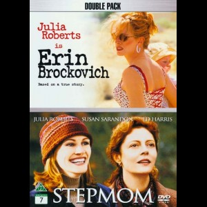 Erin Brockovich + Stepmom  -  2 disc