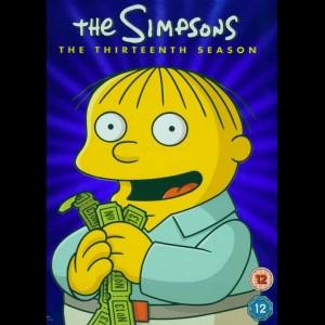 The Simpsons: Sæson 13