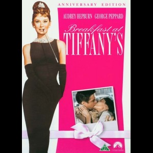 u10019 Breakfast At Tiffanys (UDEN COVER)