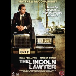 u15648 The Lincoln Lawyer (UDEN COVER)
