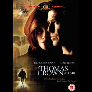 u15416 Thomas Crown Affæren (UDEN COVER)