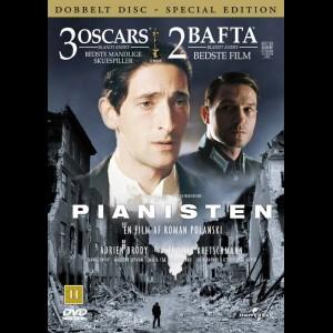 u12337 Pianisten (The Pianist) (UDEN COVER)
