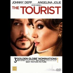 u15781 The Tourist (UDEN COVER)