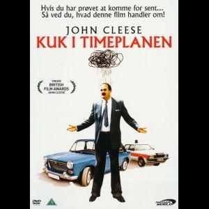 u15445 Kuk I Timeplanen (Clockwise) (UDEN COVER)